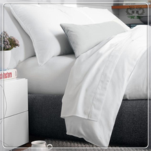 50% Cotton 50% Polyester Hotel Bed Linen Bedding Sets For Wholesale
