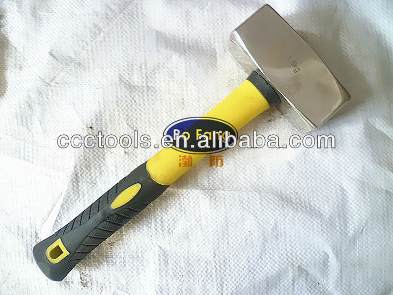 Non Magnetic German Type Hammer Sledge,Explosion Proof Hammer