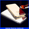 Luxury Aluminum Acrylic cell phone case with mirror, for iphone 6 mirror case