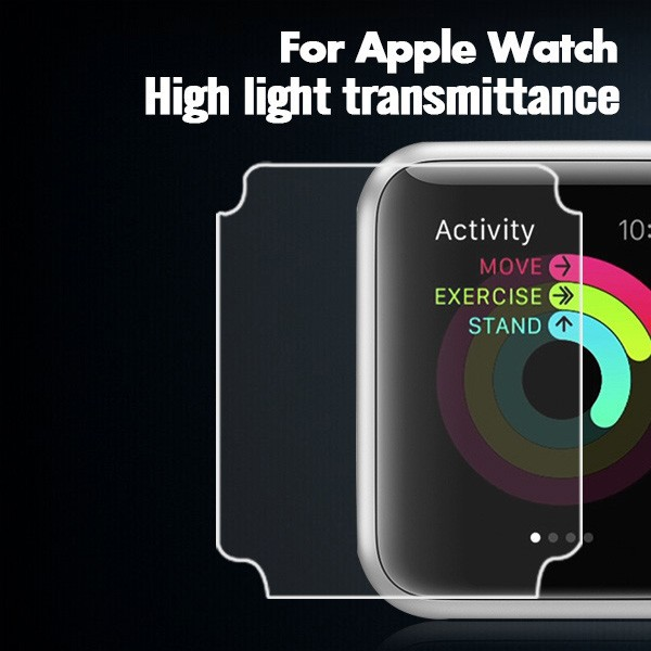 TPU Screen Protector for Apple Watch
