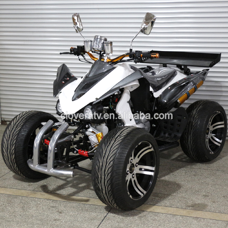 Kawasaki Type 250cc Racing Atv Eec Quad Atv With Led Sdometer ...
