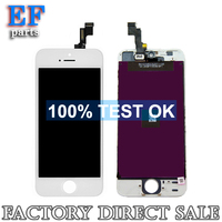 factory original digitizer display screen replacement lcd assembly for iphone 5 5s 5c