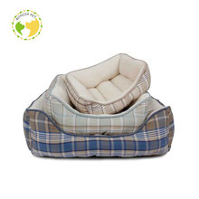 Wholesale Fashion Design Silk Snuggle Fancy Dog Beds cover