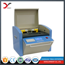 Electrical Instrument dielectric strength testing equipment for transformer oil test