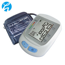 Modern Health Care Devices Electronic Intelligent Blood Pressure Measuring Monitor
