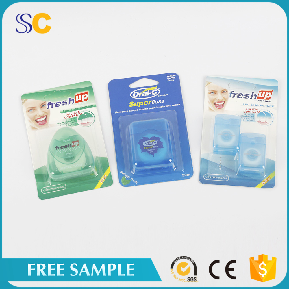 2017 disposable abrasive dental floss manufacturer