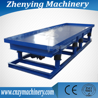 ZDP vibrating table concrete for paver