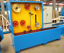 Intermediate Intelligent Copper Wire drawing machine with continuous annealer