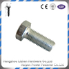 Hexagon head bolts DIN 931(half thread)/din933hex head bolt/hex cap screw
