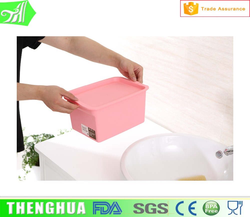 HOT SALE PP Eco-friendly Thicken Toy Storage Box Plastic Box