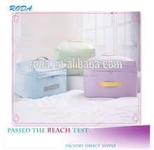 YIWU RODA Oxford small pure and fresh and large capacity foldable storage bag