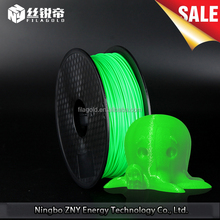 Wholesale cheap 3d printer hot sale many color 1.75mm filament pla for FDM printer