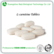China Supplier Health Food Herbal Slimming L-carnitine Tablet