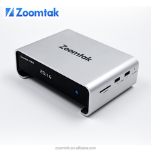 Zoomtak promotional 4k quad core android 5.1 ott amlogic s905 m9 firmware android tv box