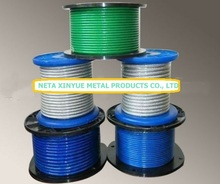 Professional nylon rope with steel core With Technical Support