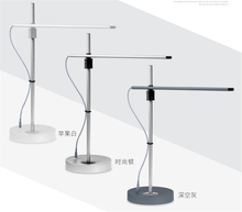 Fashion wind control desk lamp LED touch Nightlight USB charging and eye protection desk lamp special for students