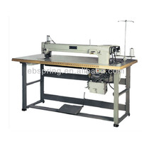 Manual/ Hand Controlled Long Arm Mattress Label Zigzag Sewing Machine