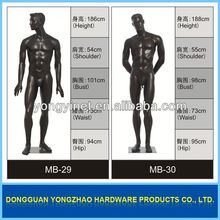 high quality adjustable male hot legging mannequin