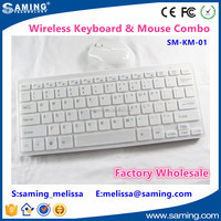 Mini 2.4G DPI Wireless Keyboard and Optical Mouse Combo for Desktop PC Tablet