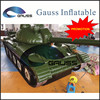 economical inflatable military tank