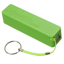 2600 mah perfume Mobile Power bank