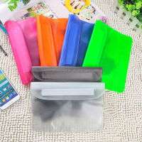 HT0214 Color PVC Waterproof Phone Case Underwater Phone Bag Pouch Dry For Iphone 4/5S/6/6 plus Waterproof Bag