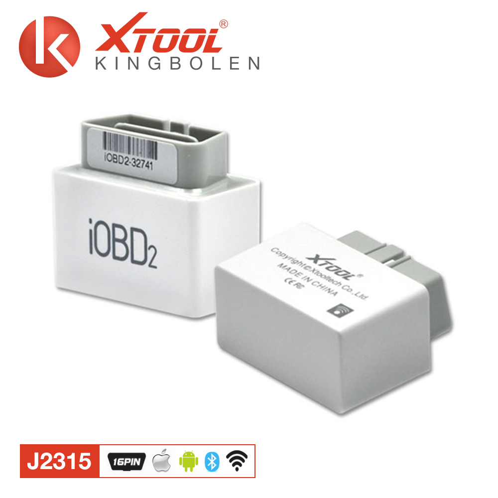Mode 6 test and Sensor test xtool iobd2 Universal cars wifi obd 3 scan tool