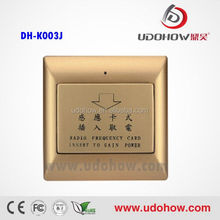 Low power new model best price electrical switch manufacture,high efficient electric switch for hotel or home(DH-K003)