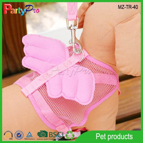2015 China Wholesale Pet Product Supply Dog Clothes Pet Harness