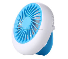 Summer super mute mini fan USB power fan students hand-held rechargeable fan