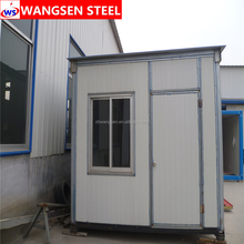 20ft 40ft fold pack cheap portable steel Container House