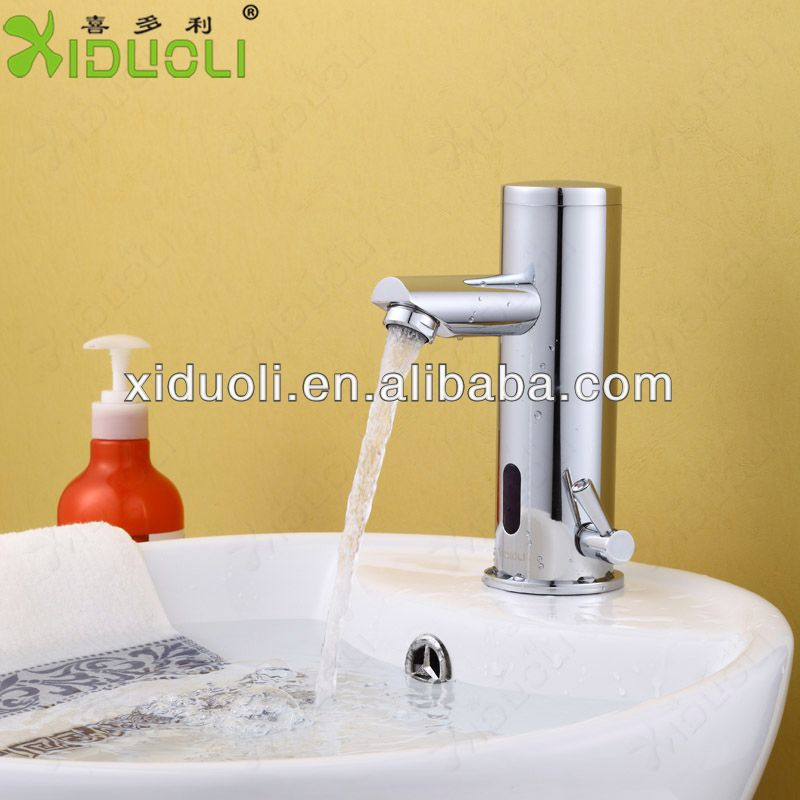 inductive sensor water faucet,Hot Sale Brass Automatic Sensor Faucet,Chrome Automatic Sensor Faucet
