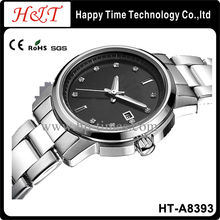 Stainless Steel Band Elements Japan Movt Quartz Watches Brands