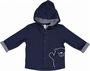 Kids Clothes Cotton Hooded Baby Jacket