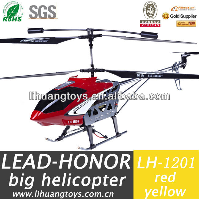 blackish green alloy 3.5 channel fighting gyro helicopter parts with lithium battery