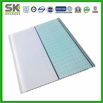 Lightweight Mobile Home Ceiling Panel Pvc Interior