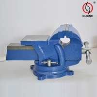 China High quality heavy duty Bench vise