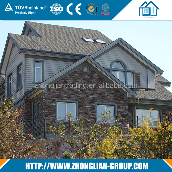 Construction masonry material colorful asphalt shingles roofing tile