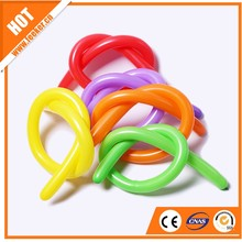Mixed color colorful long latex balloon, Christmas day OEM animals shape long balloon for baby