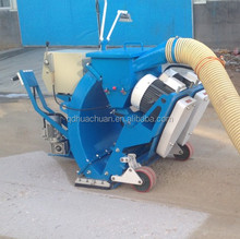 Movable Airfield Runway Cleaning Shot Blasting Machine For Sale