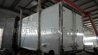 Dry box/Refrigerated Truck Body