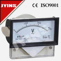 CE 70*40mm ac dc panel mount voltage meter