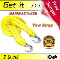 Free Sample!!! Z-Sling car accessories Tow Strap heavy duty for emergency