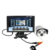 Professional Industrial 1280*720 wall mount sd card video record monitor ahd 8.5 inch