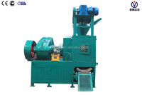 Factory Direct Supply lime fines/chromium fines Hydraulic Dry powder Briquette making machine from Shanghai yuke