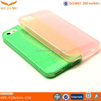 "fancy for 5.5"" iphone 6 cover case ultra thin tpu plastic case for iphone 6 plus"