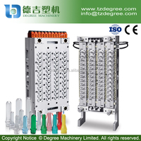 injection 48 cavity plastic pet bottle preform mold manufacturer