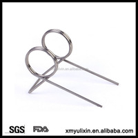 Stainless Steel Double Torsion Spring For