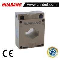 BH-0.66 5A, 0.66kv, current transformer for energy meter, class 0.5/0.2, single bar or two bars