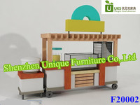 2013 high-Q Mobile fast food cart for sales,food van/street food vending cart for sales,hot dog cart/mobile food trailer